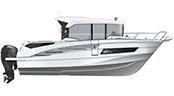 Beneteau Motorboote, Barracuda