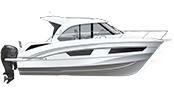 Beneteau Motorboote, Antares