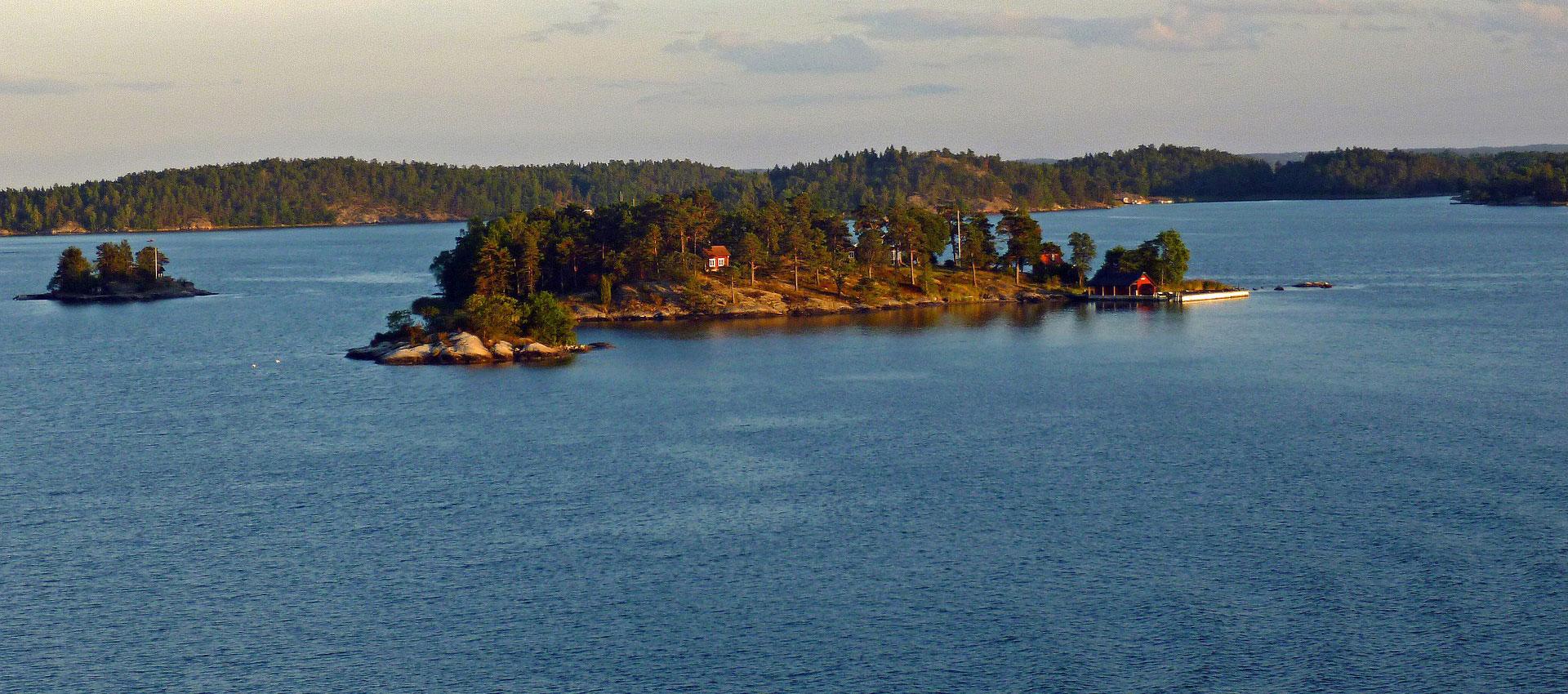 Schären in Schweden