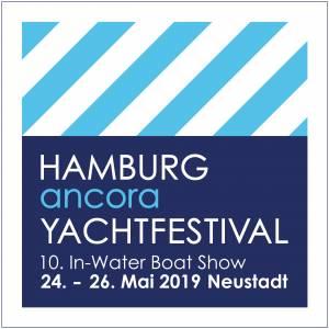 Log HAMBURG ancora Yachtfestival 2019