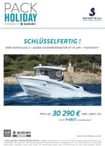 Angebot für die Boot 2020 in Düsseldorf