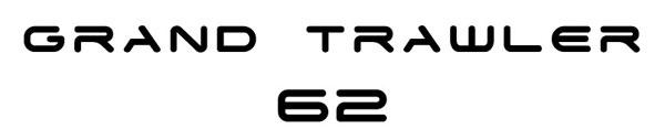 Logo Gran Trawler 62